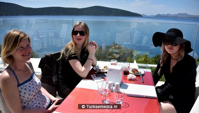 Nederlanders blijven op vakantie gaan naar Turkije4
