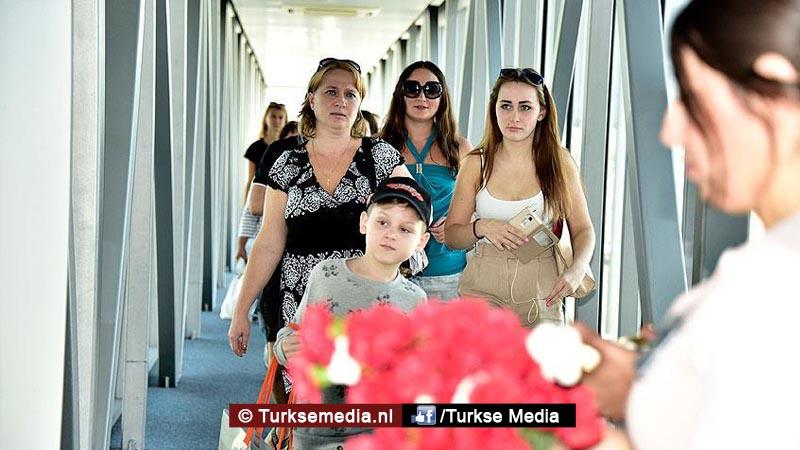 Russen kiezen opnieuw voor Turkije