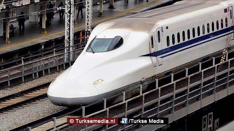 Turken starten aanleg spoorwegen voor sneltreinen in Oost-Afrika