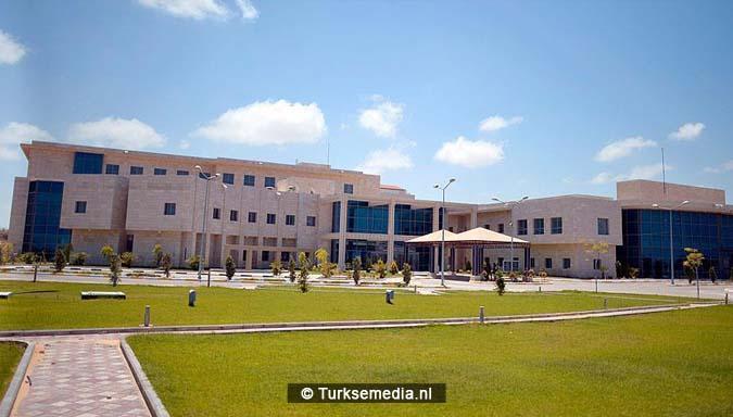 Turkije bouwt dit ziekenhuis voor Palestijnen in Gaza2