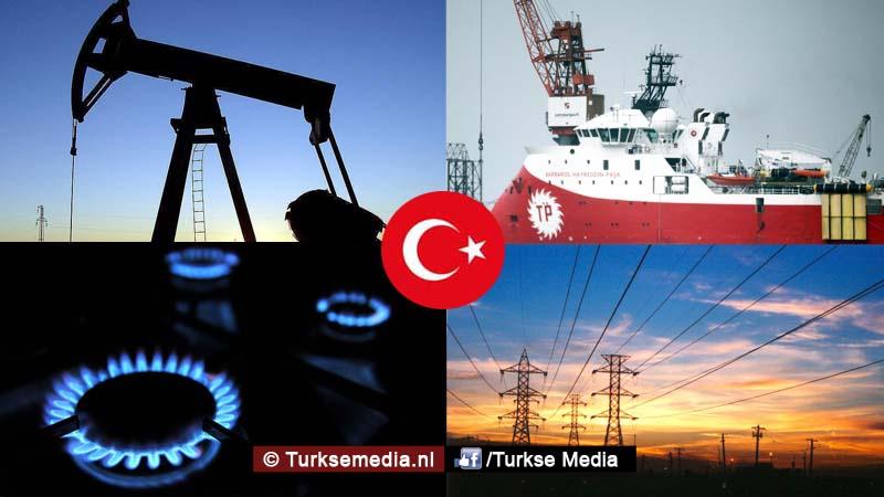 Turkije breidt zoektocht naar olie en gas uit