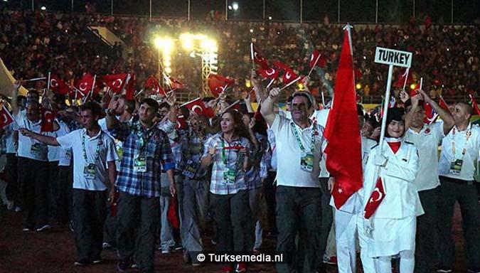 Turkije gaat Islamitische Spelen 2021 organiseren4