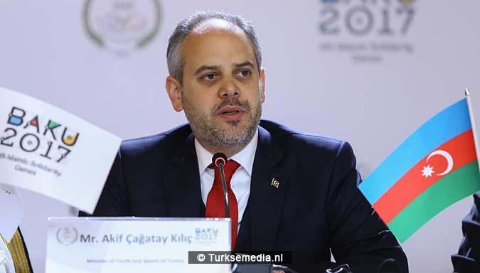Turkije gaat Islamitische Spelen 2021 organiseren5