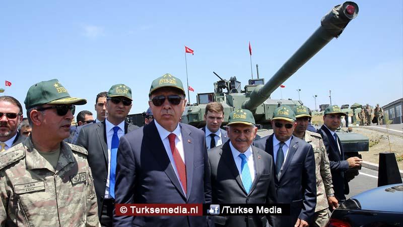 Turkije heeft 'leuke surprises' voor terreurgroepen