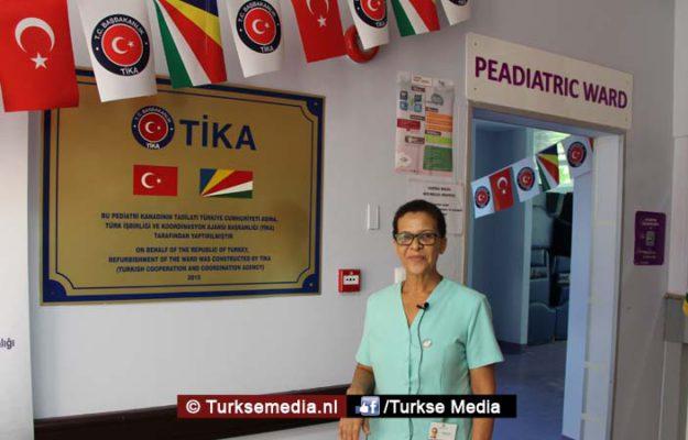 Turkije renoveert ziekenhuis op eiland Seychellen en doneert apparatuur
