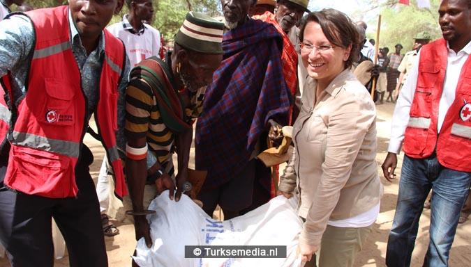 Turkije stuurt noodhulp naar hongerlijdende Noord-Kenia4