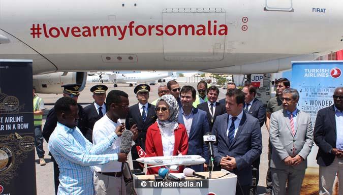 Turkish Airlines helpt Somalië én de wereld3