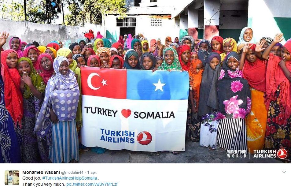 Turkish Airlines helpt Somalië én de wereld8