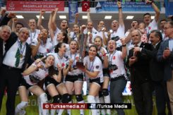 Turks volleybalteam beste van Europa