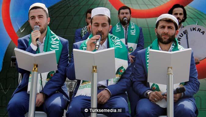 Turkse Koerden massaal bijeen voor herdenking profeet (exclusieve fotogalerij)104