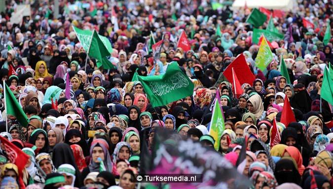 Turkse Koerden massaal bijeen voor herdenking profeet (exclusieve fotogalerij)12
