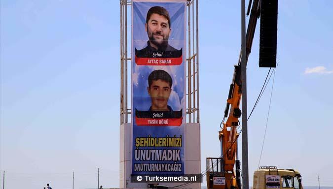 Turkse Koerden massaal bijeen voor herdenking profeet (exclusieve fotogalerij)6