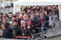 Turkse Nederlanders massaal naar de stembus