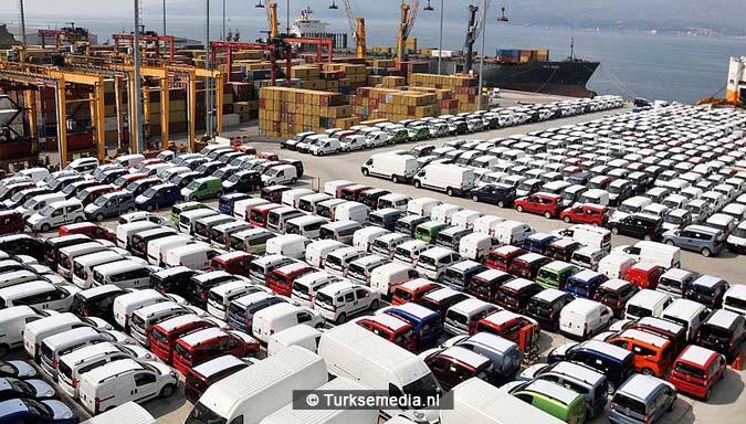 Turkse auto-industrie breekt record aller tijden