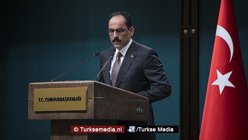 Verdriet in Europa door uitslag, Turkije niet verrast
