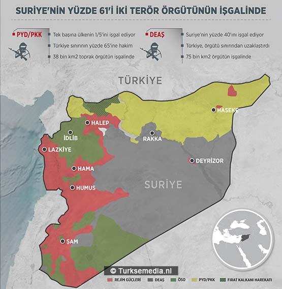Zo gaat de nieuwe Turkse militaire operatie in Syrie én Irak heten2