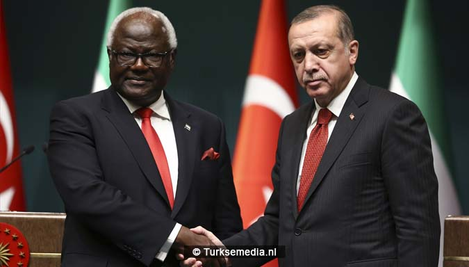 'Turkije maakt Afrika sterker'2