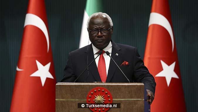 'Turkije maakt Afrika sterker'3
