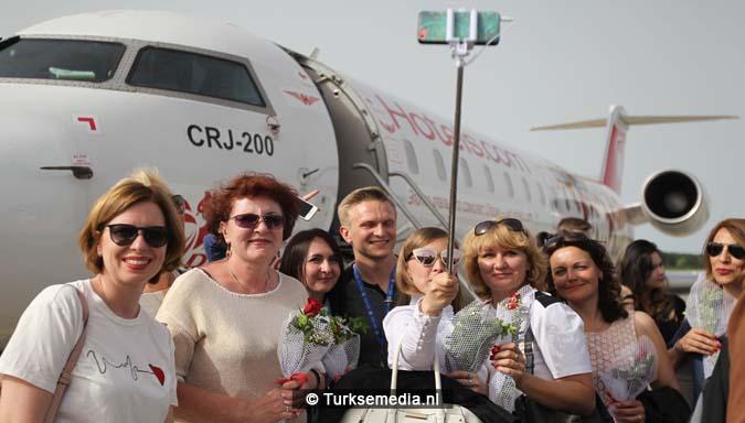 Deze Russen zijn binnen 40 minuten op vakantie in Turkije2