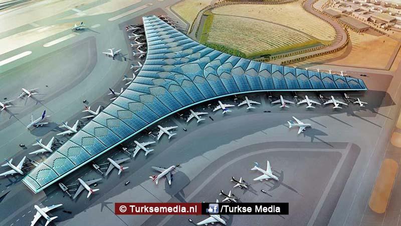 Dit bouwen Turken voor Koeweit