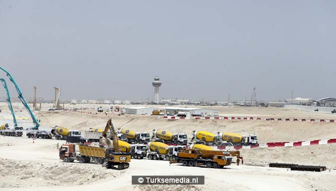 Dit bouwen Turken voor Koeweit2