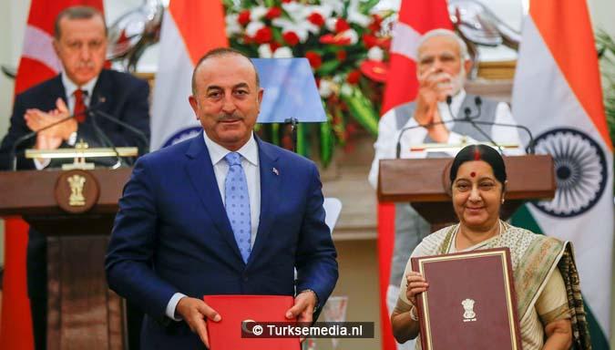 India wil Turken zien in megaproject 50 miljoen nieuwe huizen
