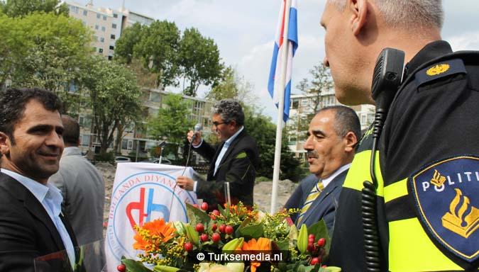 Krachtige boodschap tijdens bouw nieuwe Turkse moskee Den Haag15