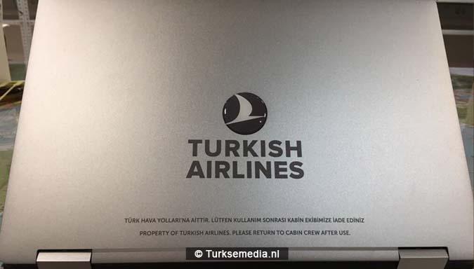 Laptopverbod houdt Turkish Airlines niet tegen2