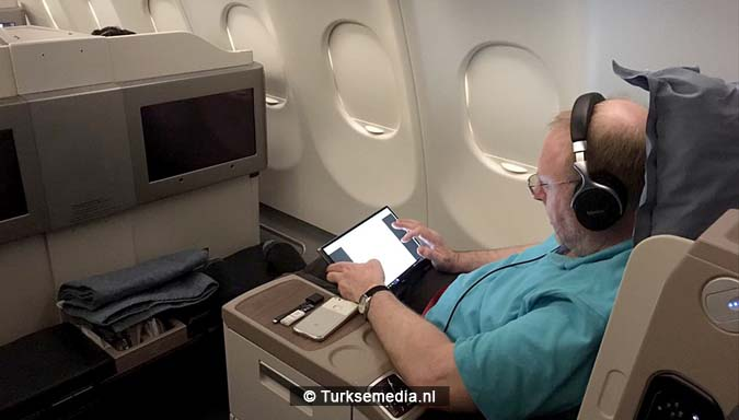 Laptopverbod houdt Turkish Airlines niet tegen4