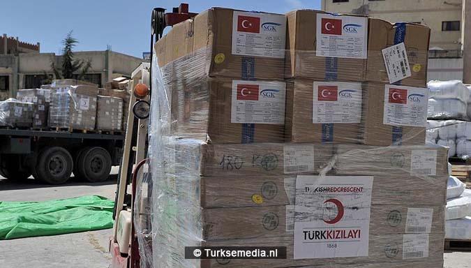 Megahulp Turken op komst voor 9 miljoen Afrikanen1