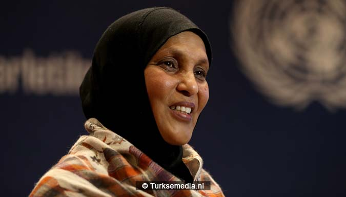 Minister Voorbeeldland Turkije herbouwt Somalië2