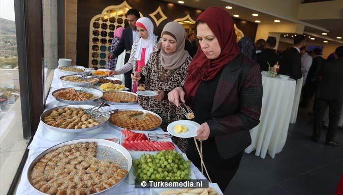 Palestina ziet eerste Turkse restaurant openen ondanks tegenwerking3