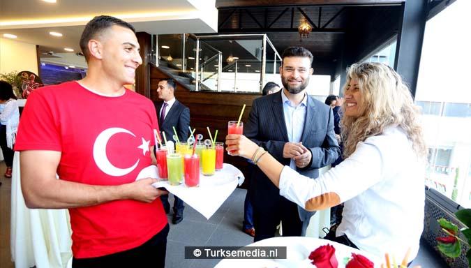 Palestina ziet eerste Turkse restaurant openen ondanks tegenwerking6