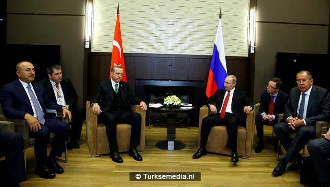 Putin Banden met Turkije volledig hersteld1