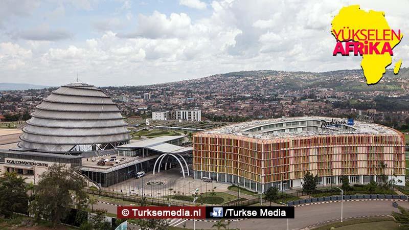 Rwanda Turken nemen over van Chinezen en maken droom waar