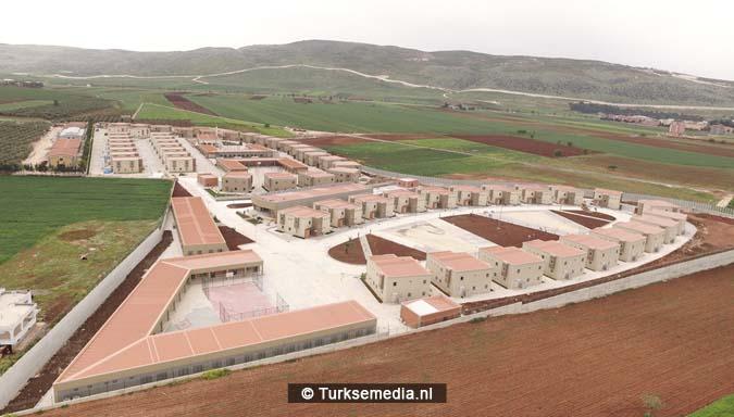Turken bouwen grootste weescentrum ter wereld voor Syrische kinderen (FOTO'S + VIDEO)3