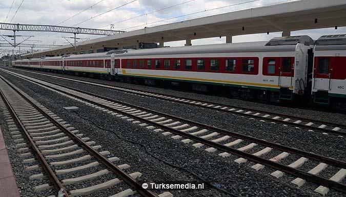 Turken bouwen spoorwegen van Afrika2