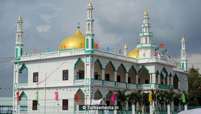 Turken openen grootste moskee van Vietnam 'Geen ander land steunt ons zo'2
