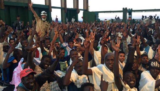 Turken redden 466 drenkelingen nabij Libië3