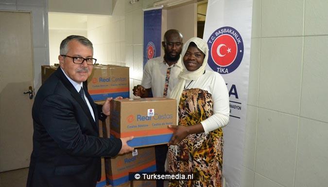 Turkije geeft iftar aan Afrikaanse moslims in Brazilië5