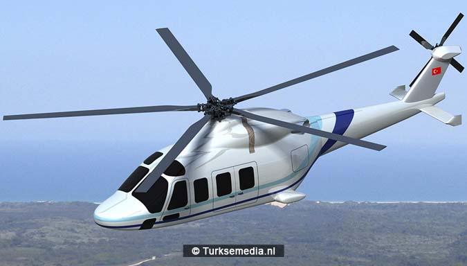 Turkije toont nieuwe helikopter en vliegtuig2