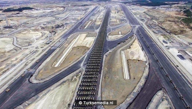 Turkije verpulvert Nederlands record met 1453 vrachtwagens2