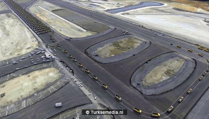 Turkije verpulvert Nederlands record met 1453 vrachtwagens3