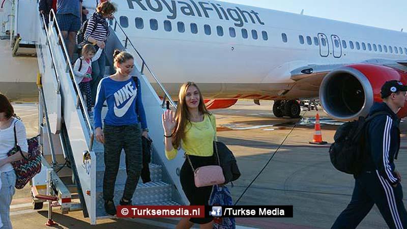 Turks toerisme bloeit weer, Russen plussen duizend procent