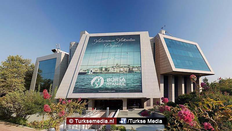 Turkse beurs blijft records breken