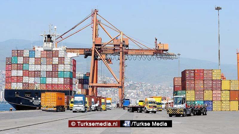 Turkse export stijgt verder door