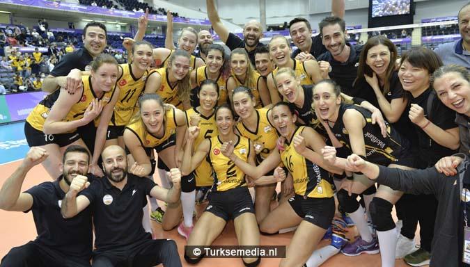 Turkse volleybalclub opnieuw beste van de wereld2