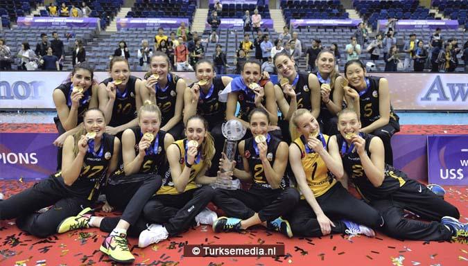 Turkse volleybalclub opnieuw beste van de wereld3