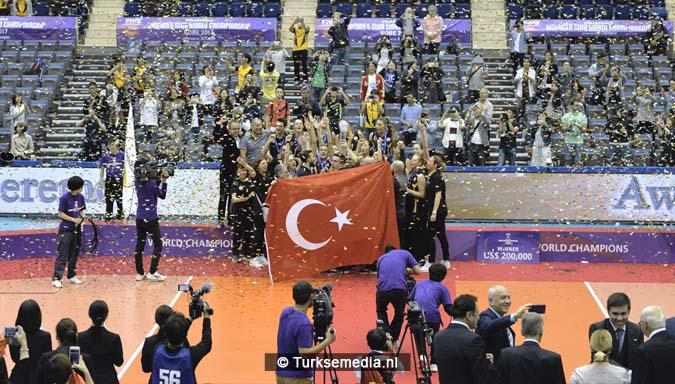 Turkse volleybalclub opnieuw beste van de wereld4