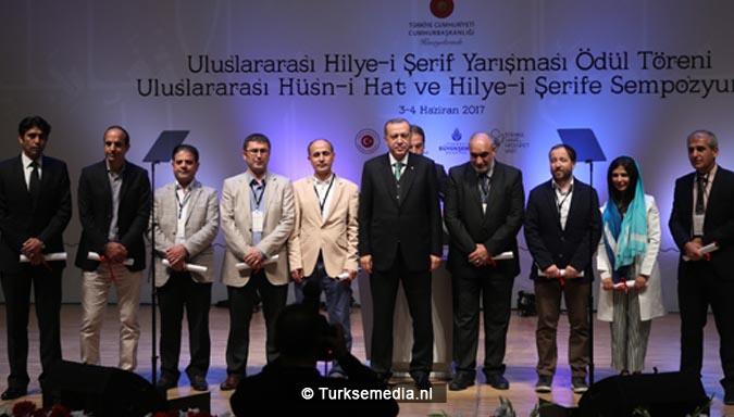 Erdogan Moslims moeten hun band met de islam versterken2